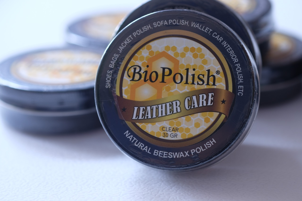produk biopolish leather care