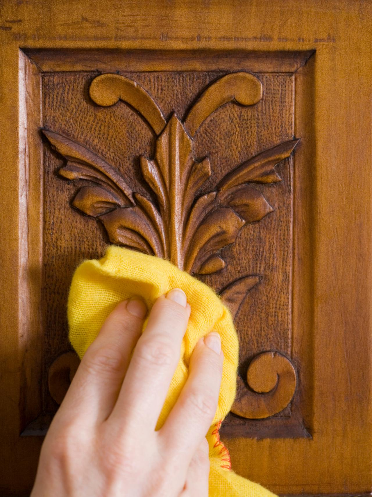 wax furniture polish