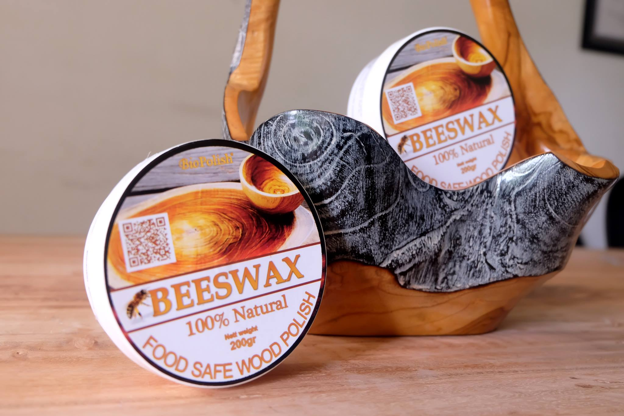 Biopolish Beeswax