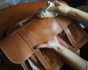 Cara Pakai Biopolish Leather Care